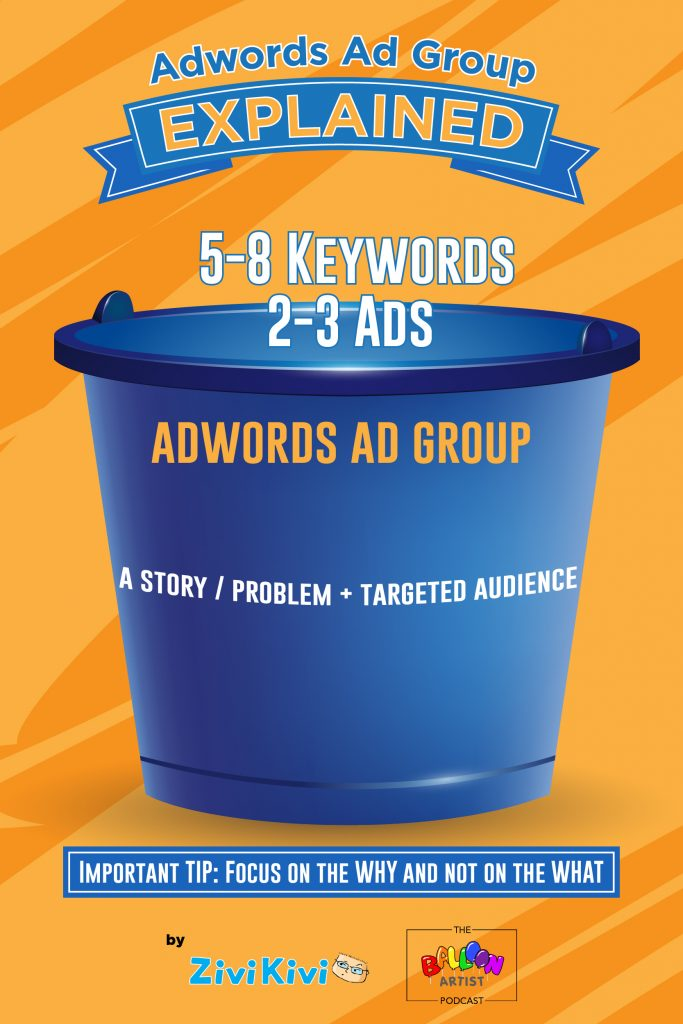 The Bucket of Ad Group