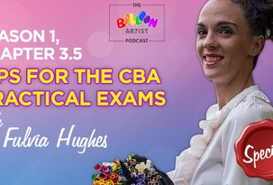 CBA Practical Exams tips
